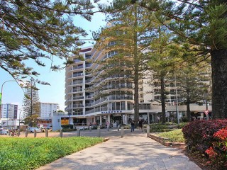 View profile: Mooloolaba - Stylish 3 Bedroom Fully Furnished Unit with Amazing Ocean Views